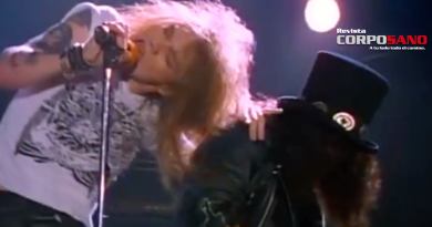 Welcome To The Jungle Guns N' Roses