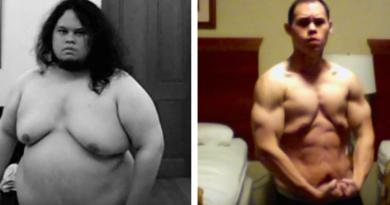 Jon Calvo El hombre que no se dio por vencido perdió 70 kg