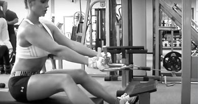 Motivación fitness (video)