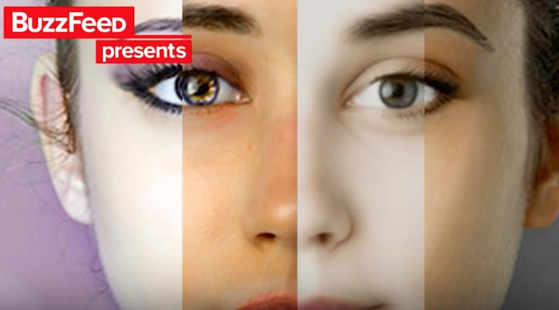Estereotipos de belleza alrededor del mundo (video viral)