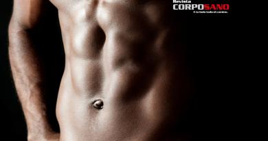 Marca el abdomen con estos 4 puntos