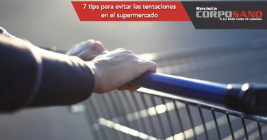 7 tips para evitar las tentaciones en el supermercado