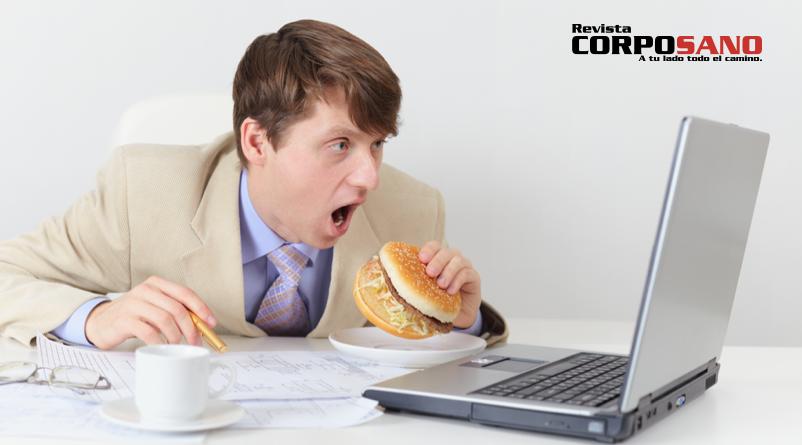 5 consejos para que la comida en el trabajo sea saludable for Comida oficina