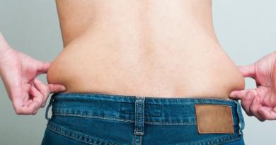 La principal razón por la que recuperamos la grasa perdida