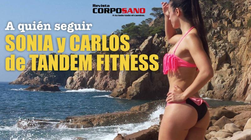 A quién seguir: Sonia y Carlos de Tandem Fitness