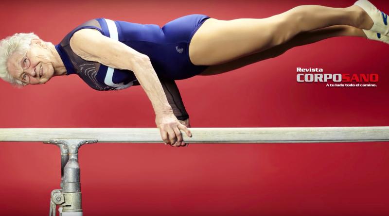 Johanna Quaas de 86 años, la gimnasta más veterana del mundo (video)