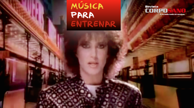Música para entrenar - We Built This City (Starship)
