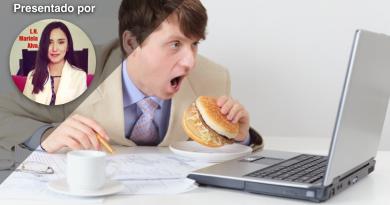 Alimentación en el trabajo