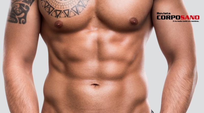 5 formas de conseguir un abdomen marcado