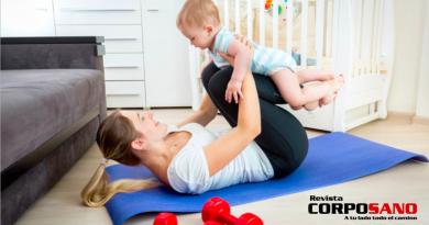 6 recomendaciones para el ejercicio post parto