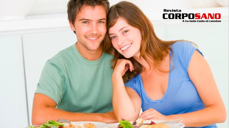 5 alimentos que debe consumir tu pareja, si estás buscando embarazarte