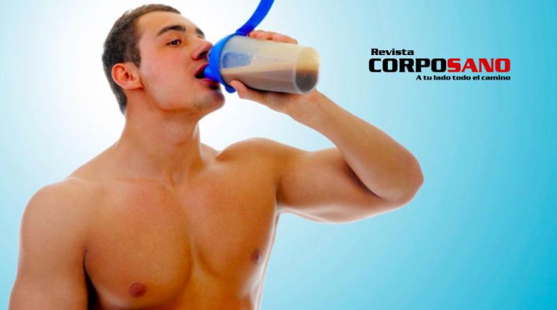 Proteína de suero, ¿Con leche o con agua?