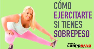Cómo ejercitarte si tienes sobrepeso