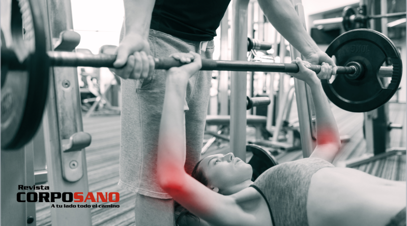 9 consejos para evitar lesiones al levantar pesas