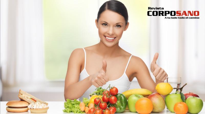 Cómo abandonar los malos hábitos de alimentación