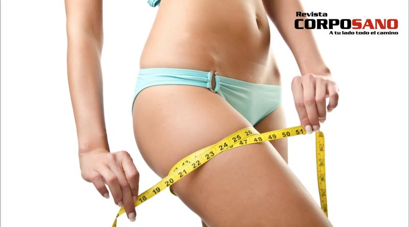 6 formas de bajar de peso sin realizar dietas