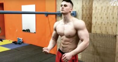 Conoce la sorprendente fuerza de Igor Kowtyn