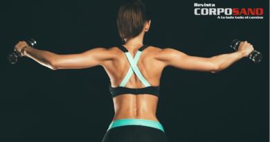 Espalda sexy con estos ejercicios