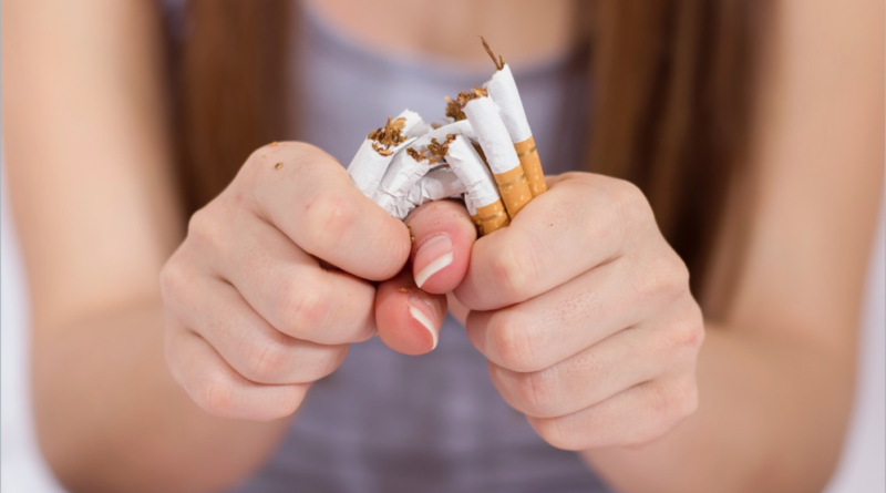 ¿Es difícil dejar de fumar?