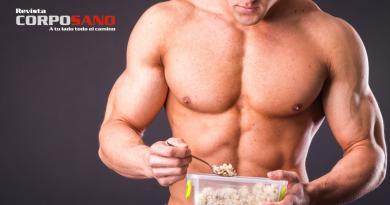 Mitos sobre la alimentación y la construcción de músculo