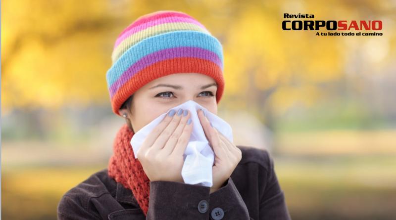 El otoño y el sistema inmunológico