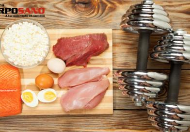 ¿Estás consumiendo mucha proteína?