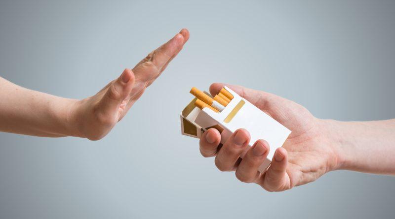 ¿EX fumador o NO fumador?