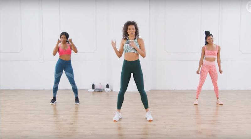 30 minutos de cardio dance para esculpir tu cuerpo