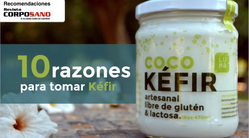Kefir LuMa Natural - Recomendaciones CorpoSano