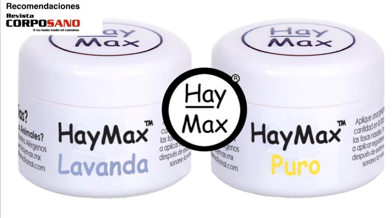 HayMax - México - Recomendaciones CorpoSano
