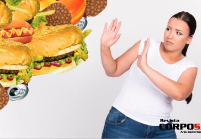 Cómo vencer las tentaciones de consumir comida chatarra