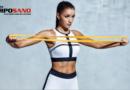 Ejercicios con ligas para fortalecer piernas y glúteos